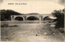 CPA Loriol - Pont de la Drome (369410)