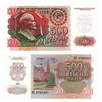 Pick 249a Russland / Russia 500 Rubel 1992 Unc.  / 6639510vvv.