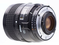 Nikon AF Micro Nikkor 60 mm f 2,8 Macro 1:1 SN 2305531 Prime Lens Top Zustand
