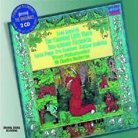 DAS SCHLAUE FÜCHSLEIN (GA) LUCIA POPP 2 CD NEU