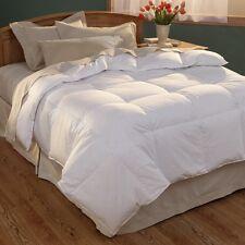 NEW Pacific Coast Feather Spring Air Fiber Fill Luxury Loft Comforter