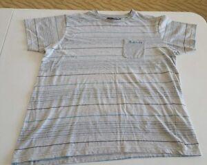Pierre Cardin Paris Mens Multi Striped T-Shirt Size XL