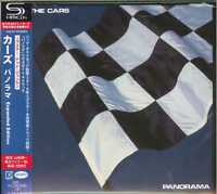 CARS-PANORAMA (EXPANDED EDITION)-JAPAN CD E78
