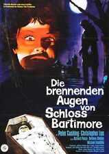 Gorgon Poster 03 Metal Sign A4 12x8 Aluminium