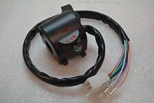 Honda CB750 CB550 Left Side Turn Signal Headlight Switch Assembly - New Repro
