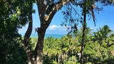 Sitio mit Meerblick in Santo André, Bahia