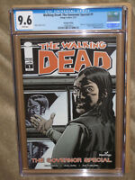 CGC 9.6 THE WALKING DEAD GOVERNOR SPECIAL HASTINGS VARIANT ZOMBIE HORROR COMIC 1