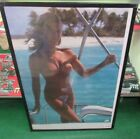 LUCY POSTER NEW EARLY 80S VINTAGE  SUPER RARE EPG COLLECTIBLE HOT SEXY