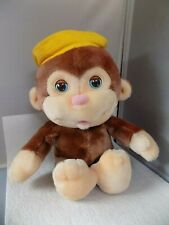 1986 Hasbro Googlies Monkey (eyes open and close)