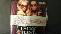 JUAN MAGAN & JOSEPO - FRIDAY NIGHT. CD SINGOLO 5 TRACKS