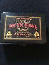 MEDIUM PLASTIC BOX, DECORATIVE SMALL CIGARETTE STORAGE CONTAINER! NICE!