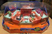 Littlest Pet Shop Japanese Garden Teeniest Tiniest Playset On The Go Sealed Mint