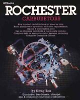 Rochester Carburetors : Tune, Rebuild or Modify, Paperback by Roe, Doug, Bran...