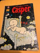 CASPER THE FRIENDLY GHOST #67 : Harvey Comics Mar 1964 Good 2.0; Spooky, Gh Trio
