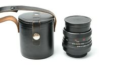 NEW! Carl Zeiss Jena MC Flektogon 2.4/35 lens M42 mount S/N 10586294