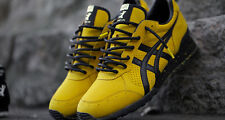 Asics Onitsuka Tiger~Bruce Lee Colorado 85~Size 12~Yellow/Black~Rare Deadstock