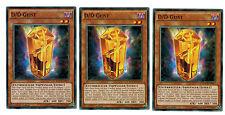 YUGIOH maximum Crisis 3 x D/D-spirito MACR-de015 Common, 1. EDIZIONE