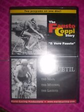THE FAUSTO COPPI STORY - JACQUES ANQUETIL: THE MAN, THE MYSTERY THE LEGEND (DVD)