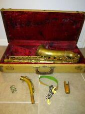 VITO LeBlanc Saxophone with neck and case SN 3081A