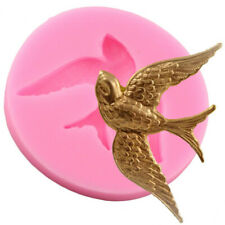Birds Silicone Mold Cake Fondant Molds Cake Decorating Tools Candy Soap Resin