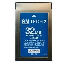 New listing 32Mb Card For Gm Tech2 Tis2000 Latest V180 Software Includes Dongle Can interfa