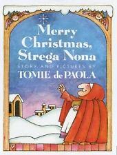 Merry Christmas, STREGA NONA (Brand New Paperback) Tomie de Paola