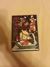 Samurai: Hunt for the Sword (Anime DVD, 2001)