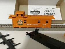 Athearn HO 5262 Canadian National Railroad (CN-CNR) Furgón de Cola (Caboose)
