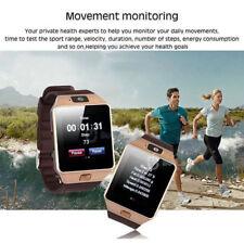 Bluetooth Smartwatch DZ09 Armbanduhr GSM-SIM-Karte mit Kamera für Android Handy