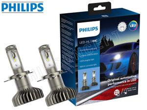NEW! H4 Philips X-tremeUltinon LED Gen2 Headlights 11342XUWX2 5800K