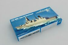 Trumpeter 1/350 04550 HMS Daring Type 45 Destroyer