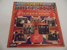 """GOLDEN HITS OF THE 60's .SUGAR & SPICE .INC. THE KINKS.12"""" 33rpm VINYL LP RECORD"""
