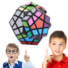 1pc New 12-side Megaminx Magic Cube Puzzle Twist Toy 3D CUBE Education Gift FG