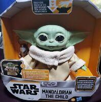Hasbro Star Wars Baby Yoda The Child Animatronic Edition Action Figure F1119