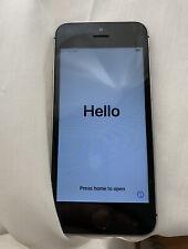iPhone SE 32gb - Unlocked - Space Gray - Read Description
