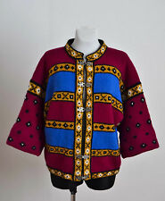 Unbranded 3/4 Sleeve Geometric Jumpers & Cardigans for Women