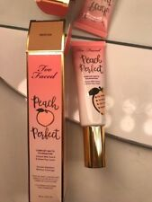 TOO FACED PEACH PERFECT COMFORT MATTE FOUNDATION MOCHA NEW