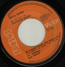 SYLVIE VARTAN ON A TOUTES BESOIN D'UN HOMME / DEUX BATEAUX FRENCH 45 SINGLE