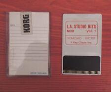 Original KORG JAPAN 80' M3R Speicherkarte Ai ROM RPC 101 Schlüssel