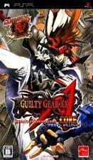 Guilty Gear XX Accent Core Plus   SONY PSP   NTSC-J JAP JPN  Beat 'Em Up