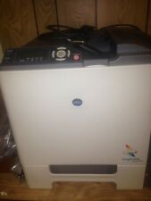 Konica Minolta Magicolor 5440 DL  Color Laser Printer Tested- Works Perfectly