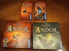 Legenden von Andor - Große Sammlung Teil 1 & 2 + Sternenschild und Neue Helden