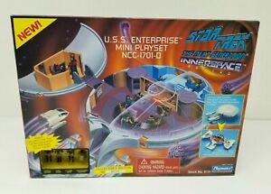 USS Enterprise Mini Playset Star Trek The Next Generation Innerspace Playmates