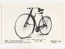 Rover Bicycle 1885 Repro Postcard 853a
