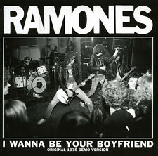 RAMONES I Wanna be Your Boyfriend 7 NEW dead boys cbgb punk lp new york dolls