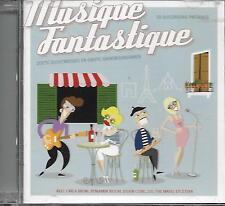 CD album: Compilation: Musique Fantastique. DJ Guuzbourg. Sonic Scenery . S