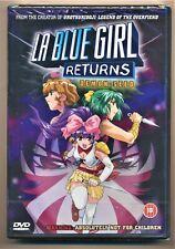 La Blue Girl Return Demon Seed DVD