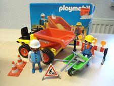 """Playmobl  Set 3756  """" Muldenkipper"""" gebraucht"""