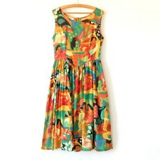 Indian Vintage Summer Dress Size S Cotton