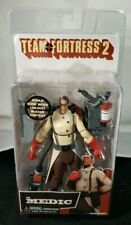 "Team Fortress 2 Medic Action Figure 7"" Red Medic NECA Toys"